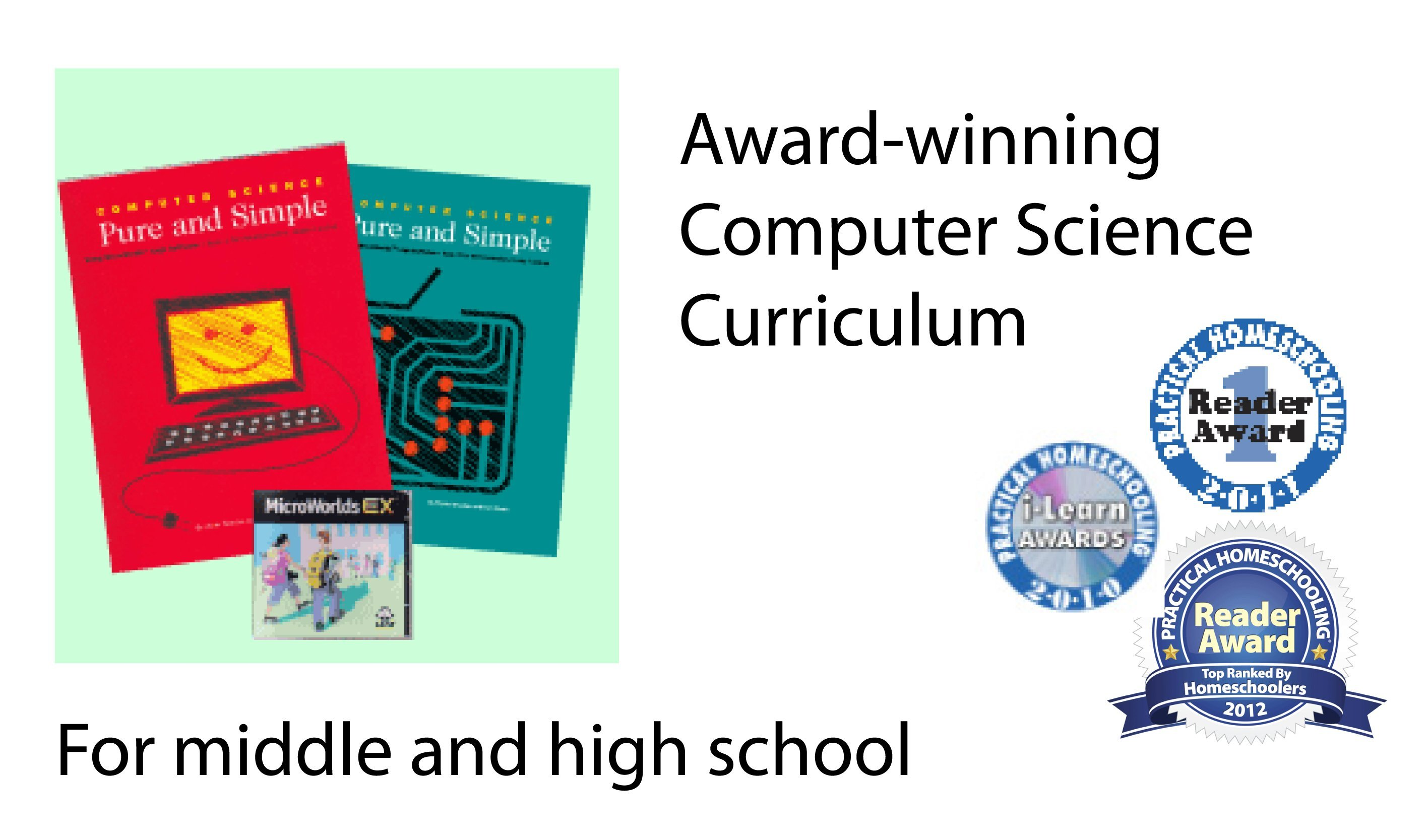 Computer Science curriculum for homeschoolers