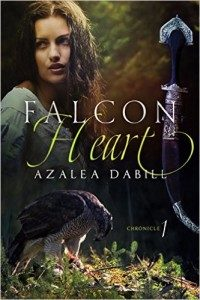 Falcon Heart, epic YA fantasy